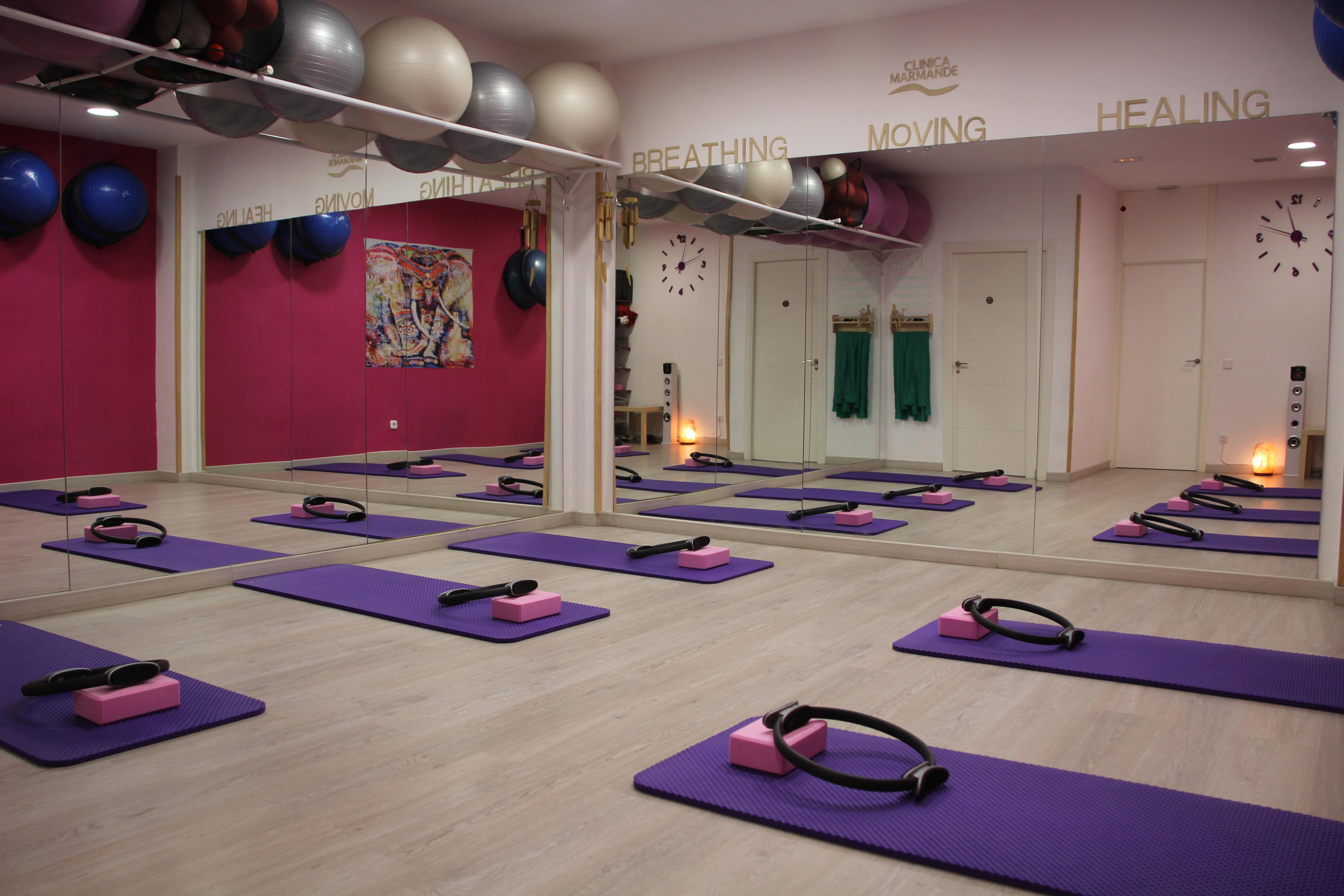 Pilates y Yoga en Algete 2fb74c057765